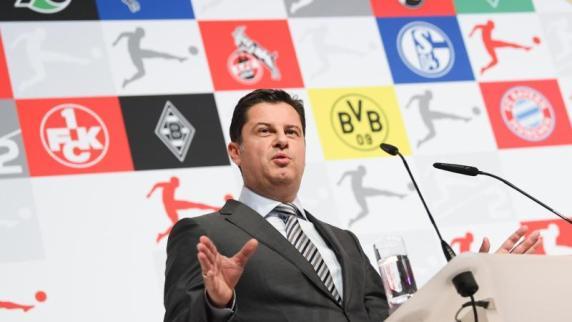 Bundesliga-Report: erstmals über vier Milliarden Euro Umsatz