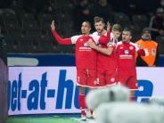 Schwache Hertha: Mainz sendet in Berlin «ganz wichtiges Lebenszeichen»