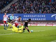 Bundesliga-Spieltag: HSV verliert erneut - Bayern mit Last-Minute-Sieg in Wolfsburg