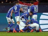 Abendspiel: Europacup? Schalke feiert 2:1-Heimsieg gegen Hoffenheim