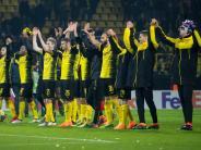 Bundesliga am Sonntag: BVB mit Schwung aus Europa gegen Gladbach