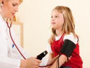 Gesundheit: Immer mehr Kinder und Jugendliche haben zu hohen Blutdruck