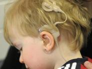 Gesundheit: Schwerhörige Kinder lernen schlechter sprechen