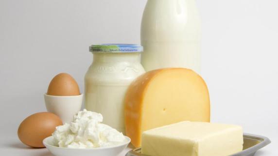 fettreduzierte milchprodukte