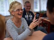 Gesundheit: Smarte Sehhilfen: Handys revolutionieren die Blinden-Welt