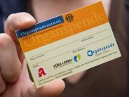 Organspende: In Deutschland gibt es immer noch nur wenige Organspender