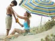 Gesundheitsseite: Sicher in der Sonne