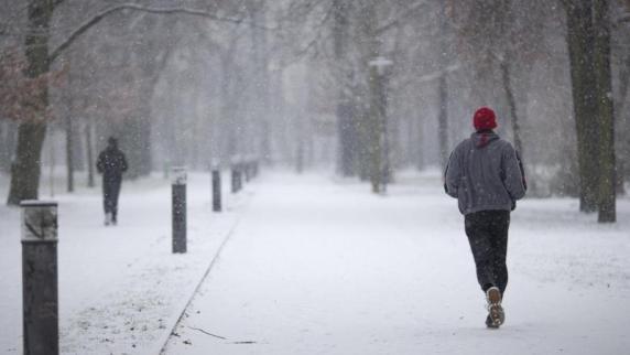 Leichte Sprache: Es ist Winter in Deutschland