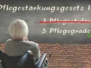 """Pflegereform 2017: """"Minutenpflege"""" hat ausgedient"""