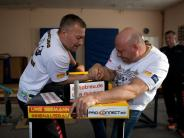 «Kampf mit dem ganzen Körper»: Armwrestling ist Kraft und Technik
