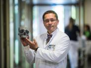 Modelle für Unfallchirurgen: 3D-Drucker erleichtert OP-Vorbereitung