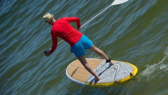 Den Sommer genießen: Sonnenschutz: So schützen sich Outdoor-Sportler