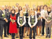 Musikschule...: Seit 20 Jahren verbindet Musik drei Kommunen