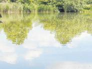 Günzburg: Der Wasserburger See: Ein See – zwei Namen