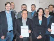 Jahreshauptversammlung: CSU geht mit Andrea Hascher in die Wahlen