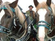 Kirche: Doppelter Segen für Ross und Reiter