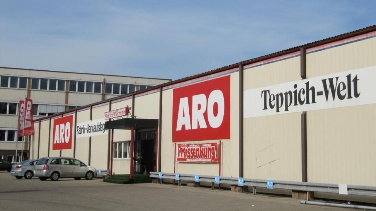 Aro teppich  Stabilisierung: ARO hofft auf einen gelungenen Neustart ...