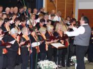 Konzert: Erst steht der Chor, dann das ganze Publikum