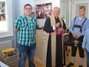 """Günzburg: """"WG-Feeling"""" für junge Menschen mit Behinderung"""