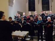 Chorkonzert: Im Lustgarten der Gefühle