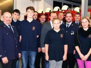 Versammlung: Nachwuchs bei der Feuerwehr Unterknöringen