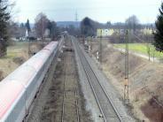 Verkehr: Burgau: Welcher Weg führt bloß zum dritten Gleis?