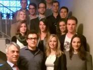 Versammlung: Patrick Strobl führt Junge Union