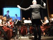 Osterkonzert: Kino zum Hören lockt viele Gäste an