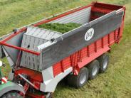 Landtechnik: Ladewagen legen noch eins drauf