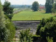 Burgau: Roma-Projekt: Ohne Erlaubnis ist Erde abgetragen worden