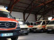 Katastrophenschutz: Im Ernstfall wird das Hotel zum Notquartier