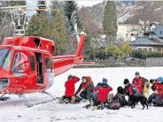Wattenberg: In Tirol herrscht weiter Lawinengefahr