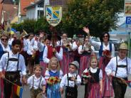 Verkehr: Umleitungen zum Kinderfest