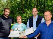 Leipheim: Auwald könnte meterhoch geflutet werden