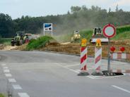 Landkreis Günzburg: B16-Sperrung: Schleichweg sorgt für Ärger