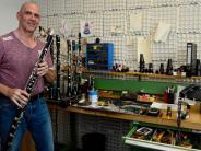 Burgau: Seine Klarinetten reisen um die Welt