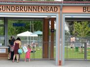 Burgau: Das Freibad ist ab August länger offen
