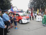 Fahrzeug: Nicht nur für Brandeinsätze