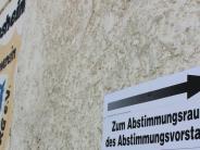 Projekt: Gemeinderat stoppt Planungen für Bürgersaal