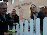 Burgau: Alte Bahnhofswirtschaft wird zum Narrenheim