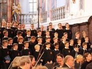 Bach im Rokokko: Augsburger Domsingknaben feiern ihr Jubiläum in Günzburg