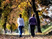 Gesundheit: Gute Freunde und Bewegung: So erhöhen Sie Ihre Lebenserwartung