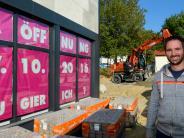 Scheppach: Doppelt so viel Platz zum Einkaufen