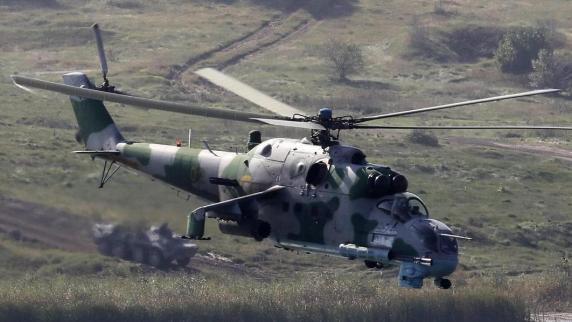 Kreis Günzburg: Warum russische Kampfhubschrauber über Mittelschwaben fliegen