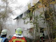 : Brand: Toter hatte keine Munition