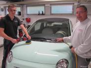 Junges Unternehmen: Dem Auto etwas Gutes tun