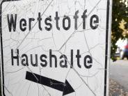 Landkreis Günzburg: Kleine Wertstoffhöfe stehen auf der Kippe