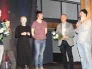 Leipheim: So lief der erste Poetry Slam im Leipheimer Zehntstadel