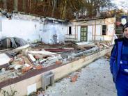 Burgau: Lammkeller soll auferstehen aus Ruinen