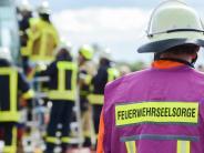 Landkreis Günzburg: Traumatische Feuerwehr-Einsätze: Wie aus Rettern keine Opfer werden